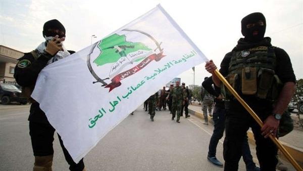 نتيجة بحث الصور عن ميليشيات الحشد في شوارع بغداد