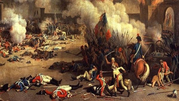 Image result for الثورة الفرنسية