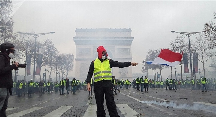 رغم «انفجار باريس»..