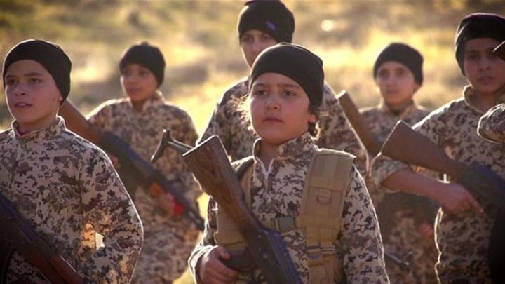 أطفال «داعش» الأوروبيون..