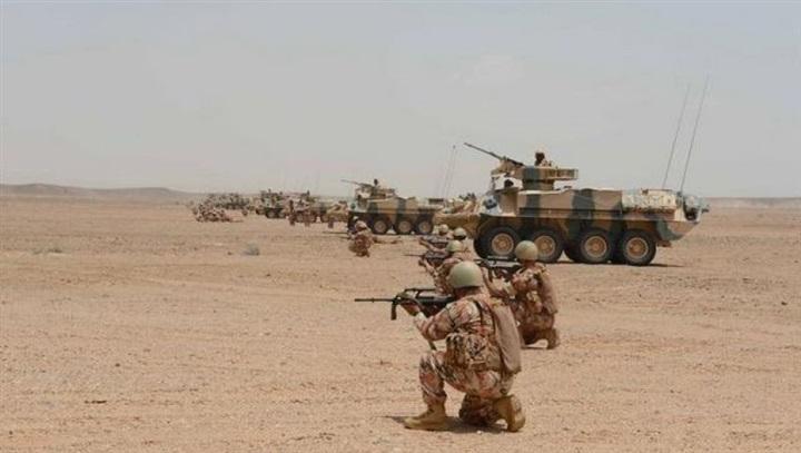 الجيش السلطاني العماني